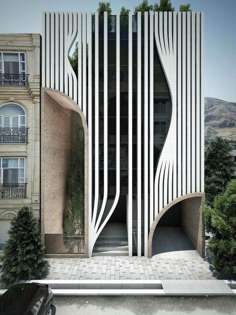 Azadegan residential