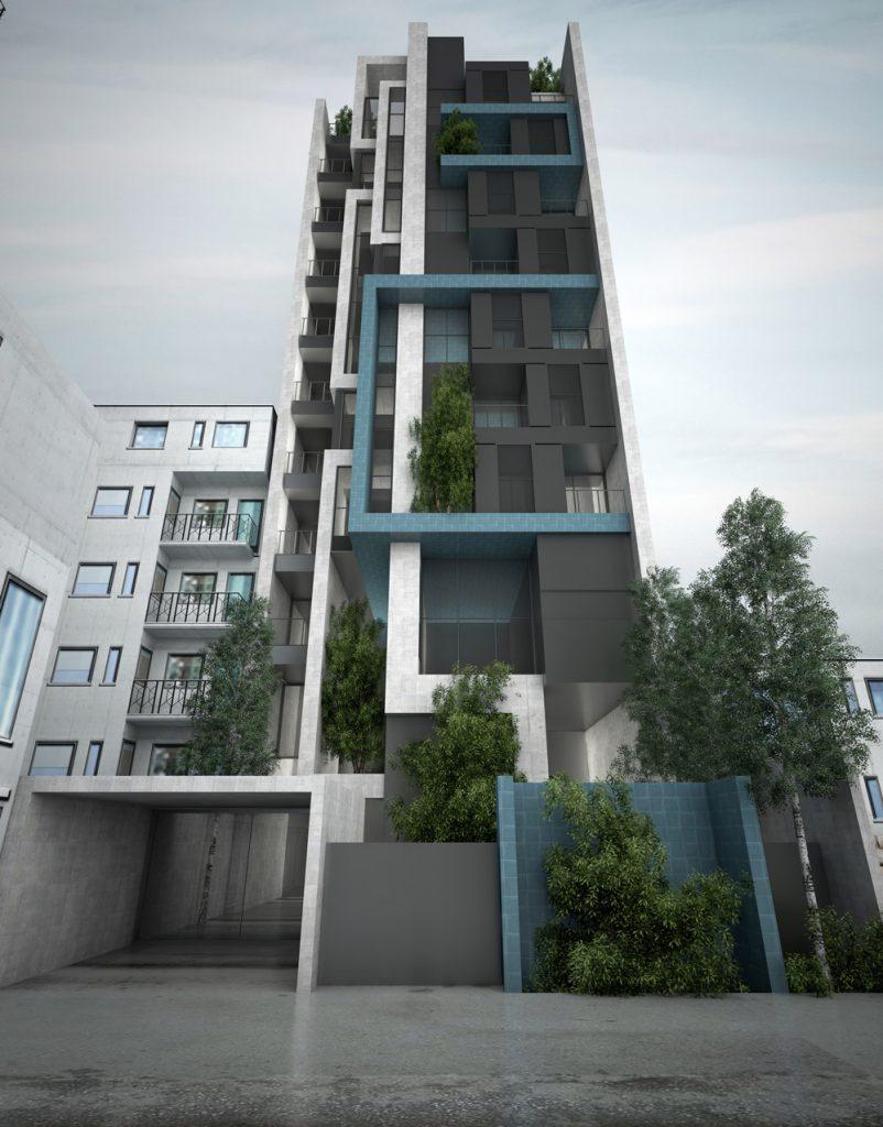 Rudehen residential 2