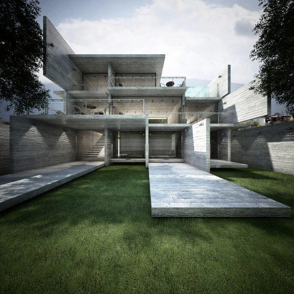 Villa DP